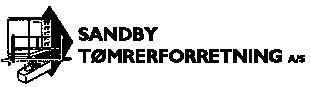 Tømrer holbæk, Sandby Tømrerforretning logo
